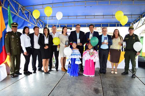 Timbío cumple 483 años de fundación