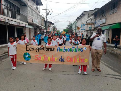 Jornada Escolar Complementaria y Atención Integral a la Niñez de Comfacauca, celebraron Expojornada 2018