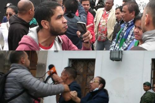 La FLIP rechaza agresiones y obstrucciones a periodistas