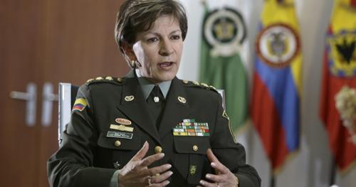 Orgullosa de ser lesbiana yteniente coronel de Policía