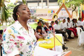 Alcaldesa de Villa Rica en su tercer año de mandato rindió cuentas