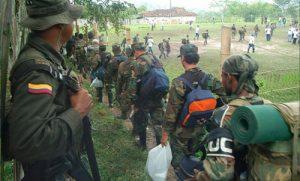 Recordando al Bloque Calima de los paramilitares