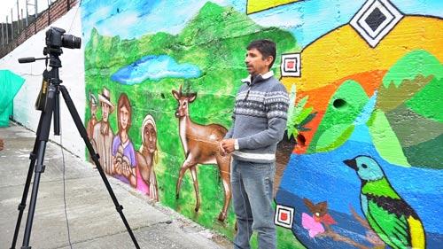 Arte y tradición en La Vega, Cauca