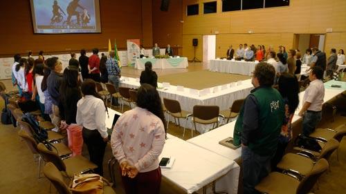 Gobernación del Cauca lideró cuarta sesión del CODPOS