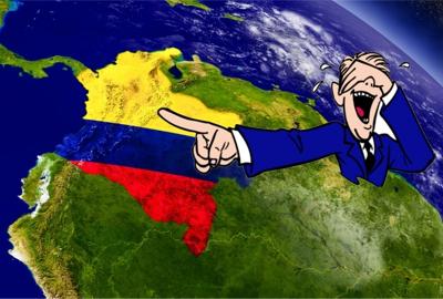 Colombia - El país risible