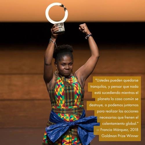 Dos caucanas entre los 10 afrocolombianos del año