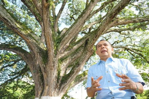Grijalba quiere ser gobernador del Cauca
