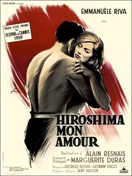 HIROSHIMA MI AMOR (1959)