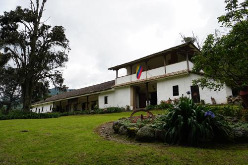 Hacienda Coconuco: el sitio turístico que Colombia esperaba