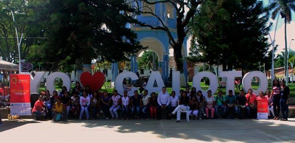 Mujeres del resguardo Huellas se capacitaron gracias al Mecanismo de Protección al Cesante de Comfacauca