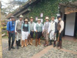 Proclama del Cauca visita la Hacienda El Paraíso