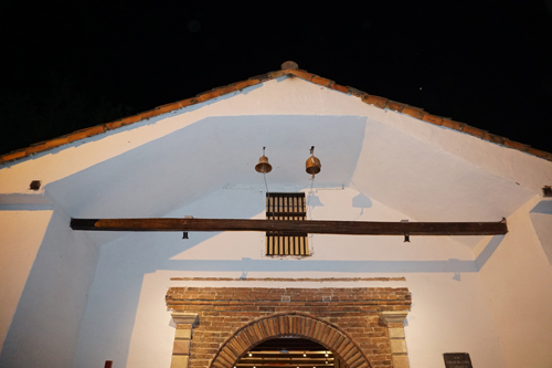 LA CAPILLA DE DOMINGUILLO