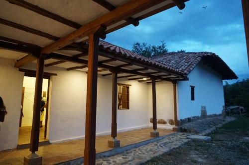 Restaurada Capilla de Dominguillo, patrimonio de Colombia