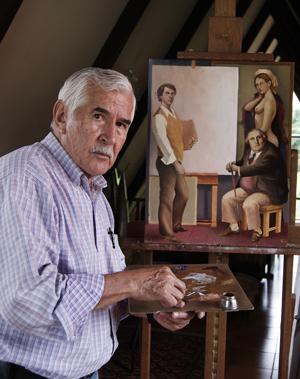Álvaro Garzón el Artista