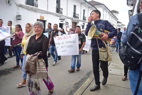 I Congreso Regional de Víctimas del Cauca