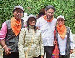 Senador Iván Cepeda ratificó apoyo a víctimas del Cauca