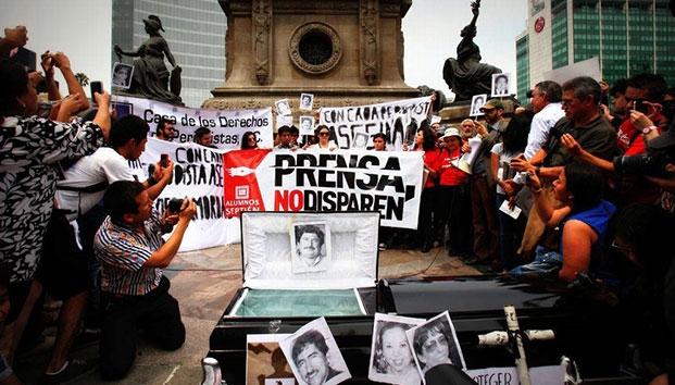 113 periodistas fueron asesinados en el mundo durante el 2018