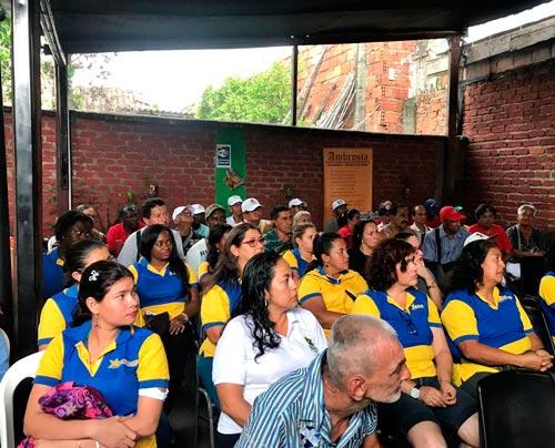 ¡Feliz Navidad! A los vendedores de lotería en el departamento del Cauca