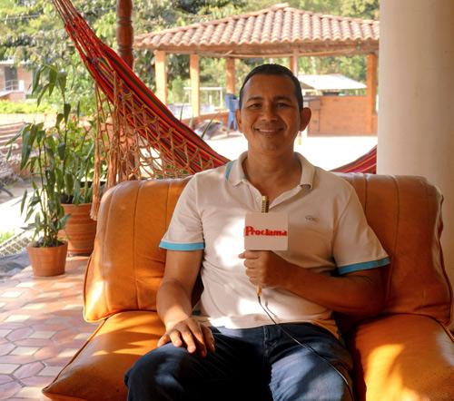 Alejandro Medina, mondomeño