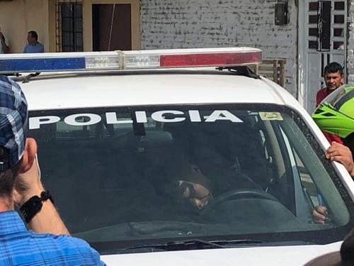 Asesinaron a un policía en Corinto