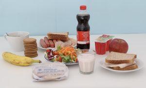 Azúcar, carne y plástico