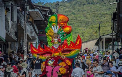 Carnavales de comienzo de año, un éxito en el Cauca