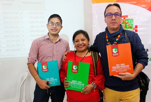 Con el café se siembran las regalías en el Cauca