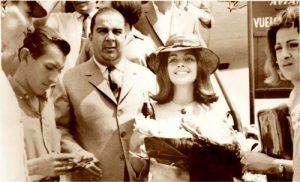 Falleció la miss Huila de los años 60