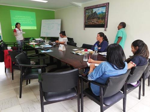 Inspeccionan funcionamiento de las morgues en el Cauca