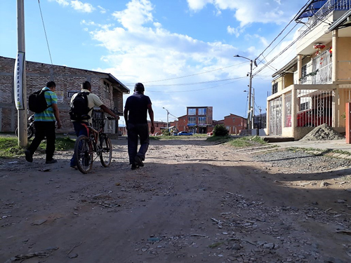 Gobernación del Cauca pavimentará 37 vías de Popayán con el programa Pavimento en tu Barrio