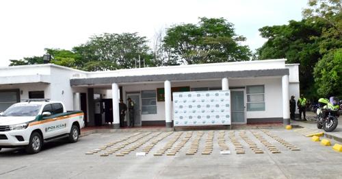Cayeron 270 kilos de cocaína en Santander de Quilichao