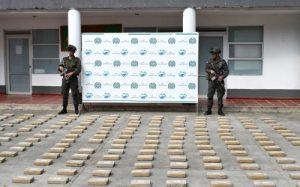 Incautan 270 kilos de clorhidrato de cocaína en Santander de Quilichao