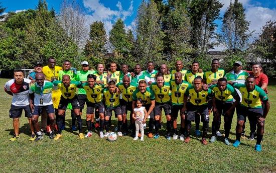 National Senior Máster, torneo que se desarrolla en el Cauca