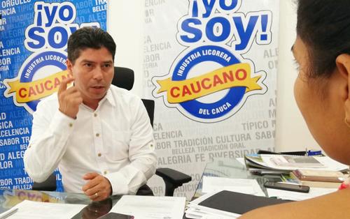 Licorera del Cauca viable y con utilidades para el Departamento