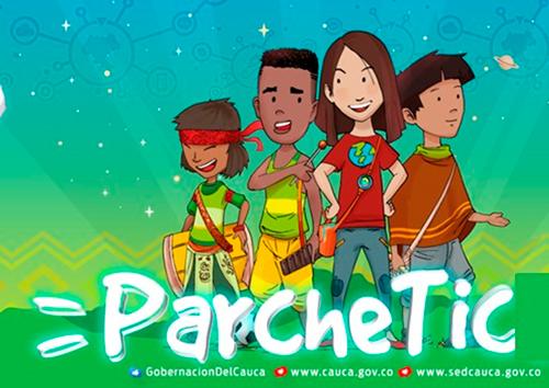 Tecnología e innovación para los niños del Cauca con ParcheTic