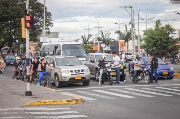 Popayán es la primera ciudad del país sin pico y placa