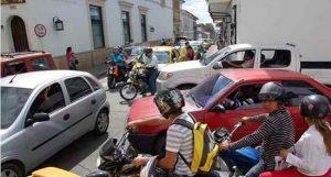 Pacificar el tráfico en Popayán