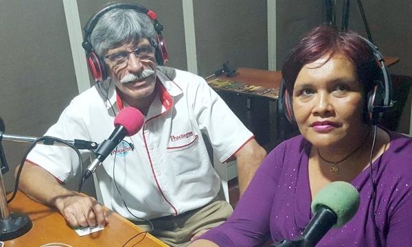 ¡Feliz Día Periodistas de Colombia! Alfonso Luna Geller y Doly Enríquez en Radio Payumat 101.0