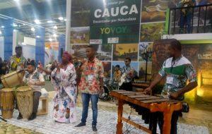 Cauca turístico presente en Anato 2019