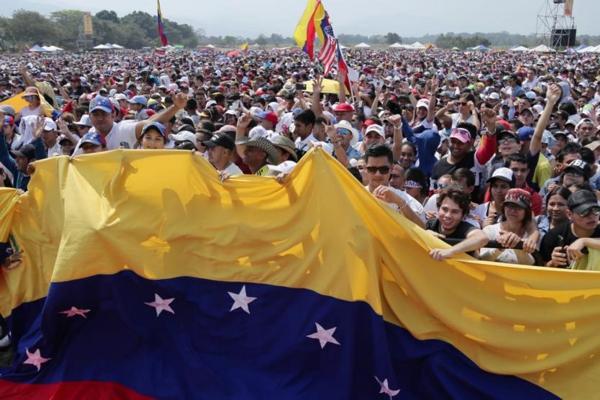 El show de Venezuela y emboscada a la JEP