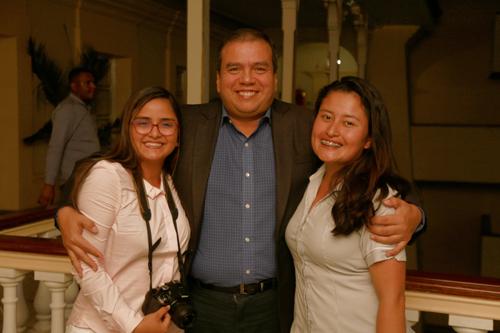 Óscar Rodrigo Campo Hurtado, exaltó la importancia de la labor periodística en la región
