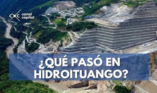 Enmudecieron los paisas ante inviabilidad de Hidroituango
