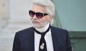 Homenaje a Karl Lagerfeld en la cloud