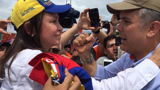 La crisis venezolana y Colombia sin presidente
