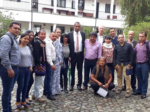 Orobio Quiñones primer alcalde afrodescendiente de Popayán