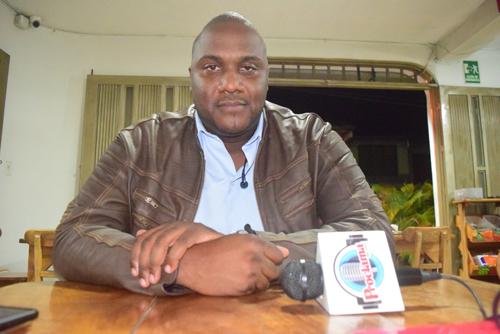 Oscar Eduardo Angola Lasso, gerente ESE Guapi