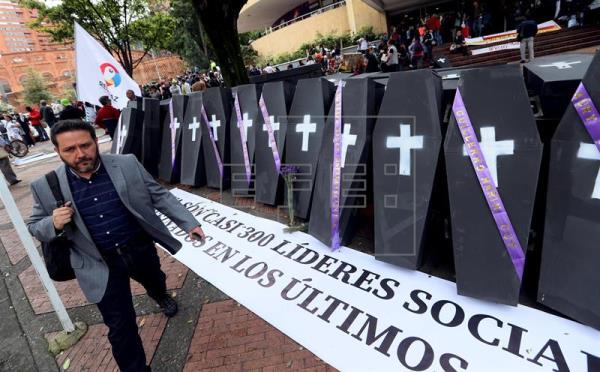 Venezuela y asesinato de líderes sociales