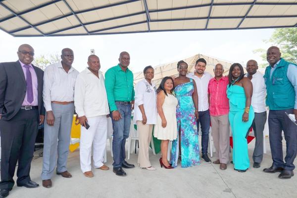 Villa Rica celebró su vigésimo aniversario