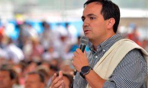 director nacional de Invías, Juan Esteban Gil