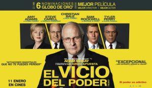 """Película """"EL VICE"""" - Irak y su libreto"""